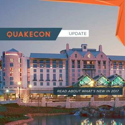 buy popular 251bc c5dfc QuakeCon 2017 announced the BYOC registration setup for this year. The  quick and dirty (details here) is